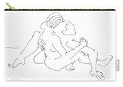 Lesbian Art 2 Carry-all Pouch