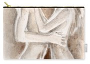 Lesbians Kissing Carry-all Pouch
