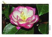 Leslie Ann - Sasanqua Camellia 006 Carry-all Pouch