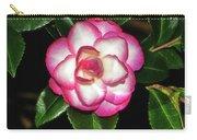Leslie Ann - Sasanqua Camellia 007 Carry-all Pouch