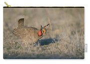 Lesser Prairie Chicken Carry-all Pouch