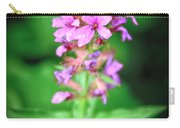 Lesser Purple Fringed Orchid Carry-all Pouch