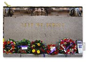 Lest We Forget War Memorial Martin Place Carry-all Pouch