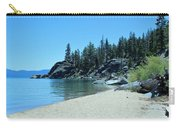 Lester Beach Lake Tahoe Carry-all Pouch