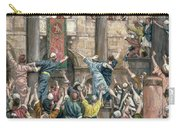 Let Him Be Crucified Carry-all Pouch