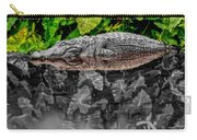 Let Sleeping Gators Lie - Mod Carry-all Pouch