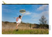 Let The Breeze Guide You Carry-all Pouch by Semmick Photo