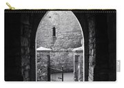 Let There Be Light Cong Church And Abbey Cong Ireland Carry-all Pouch