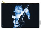Let There Be Rock And Blues Carry-all Pouch