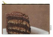 Let Us Eat Cake Carry-all Pouch by James W Johnson