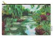 L'etang De Claude Monet, Giverny, France Carry-all Pouch