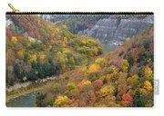 Letchworth Falls Sp Fall Colored Gorge Carry-all Pouch