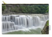 Letchworth Falls Sp Lower Falls Carry-all Pouch