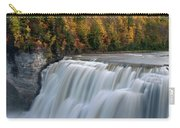 Letchworth Falls Sp Middle Falls Carry-all Pouch