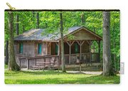 Letchworth State Park Cabin Carry-all Pouch