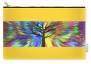 Let's Color This World By Kaye Menner Carry-all Pouch