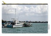 Let's Go Fishin Carry-all Pouch
