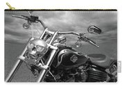 Let's Ride - Harley Davidson Motorcycle Carry-all Pouch