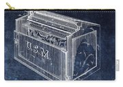 Letter Box Patent Carry-all Pouch