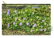Lettuce Lake Flowers Carry-all Pouch