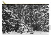 Leutasch Snow Trail 2 Carry-all Pouch