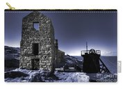 Levant Mine In Blue Carry-all Pouch