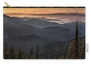 Lewis And Clark Route 2 Carry-all Pouch