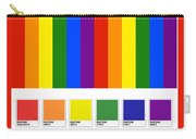 Lgbt Pantone Carry-all Pouch