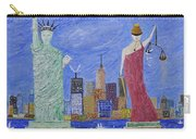 Liberty And Justice  Carry-all Pouch