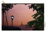 Liberty Fading Seascape Carry-all Pouch by Steve Karol