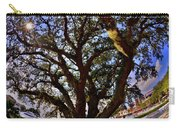 Liberty Oak Harbour Town Hilton Head Sc Carry-all Pouch by Lisa Wooten