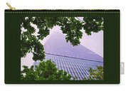 Liberty Tower Framed By Trees Carry-all Pouch