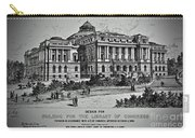 Library Of Congress Proposal 2 Carry-all Pouch