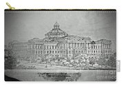 Library Of Congress Proposal 3 Carry-all Pouch