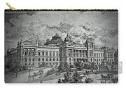 Library Of Congress Proposal 5 Carry-all Pouch