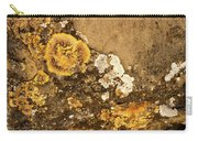 Lichen On The Piran Walls Carry-all Pouch