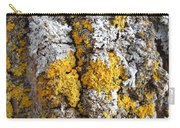 Lichens On Tree Bark Carry-all Pouch