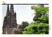 Lichfield Cathedral From Minster Pool Carry-all Pouch