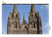 Lichfield Cathedral Carry-all Pouch