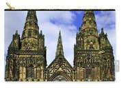 Lichfield Cathedral - The West Front Carry-all Pouch