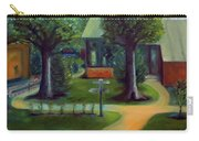 Lichterman Nature Center Carry-all Pouch by Karen Francis
