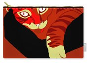 Lick Red Carry-all Pouch