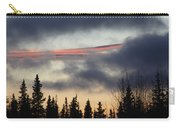 Licorice In The Sky Carry-all Pouch