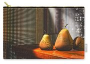 Life As A Pear Carry-all Pouch
