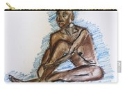 Life Drawing Study Carry-all Pouch