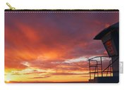 Life Guard Tower Carry-all Pouch