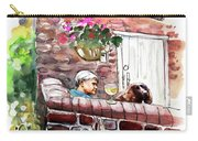 Life In Robin Hoods Bay Carry-all Pouch