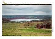 Life In Wyoming Carry-all Pouch