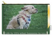 Life Is A Warm Summers Breeze Carry-all Pouch
