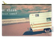 Life Is Short Buy The Beach House Mug Carry-all Pouch